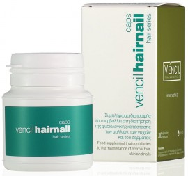 Vencil Hairnail 30caps