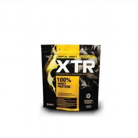 Ethicsport Protein XTR Tropical Yogurt, 100% Whey Protein Πρωτεΐνη Ορού Γάλακτος με Γεύση Γιαούρτι με Τροπικά Φρούτα 500gr