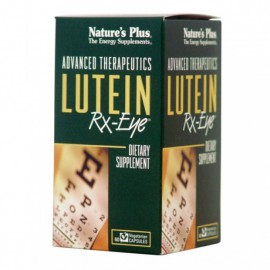 Natures Plus Lutein Rx-Eye 60 Veg Caps