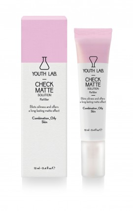 Youth Lab Check-Matte Solution Refiller 12ml