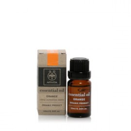 APIVITA ESSENTIAL OIL ORANGE 10ML