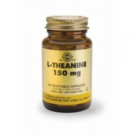 SOLGAR L-THEANINE 150MG 60CAP