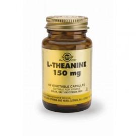 SOLGAR L-THEANINE 150MG 60CAP