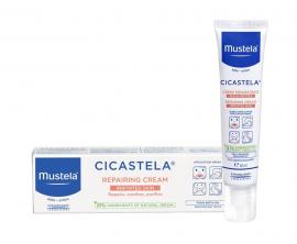 Mustela Cicastela Repairing Cream Κρέμα Ανάπλασης 40ml