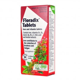 POWER HEALTH SALUS FLORADIX 84 TABLETS