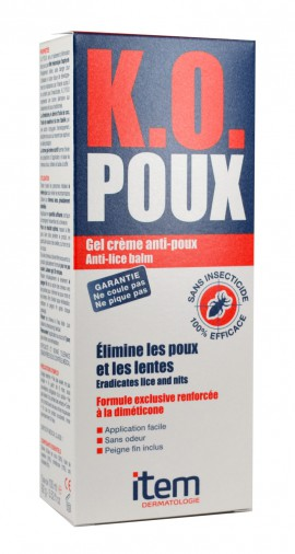 Inpa, Item K.O Poux, 100ml