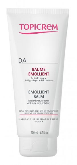 Topicrem Atopic Skin DA Emollient Balm 200ml