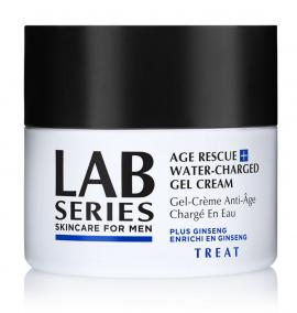 Lab Series Skincare for Men Age Rescue + Water Charged Gel Cream Ενυδατική Κρέμα Προσώπου με Αντιγηραντική Δράση για τον Άνδρα 50ml