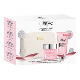 LIERAC PROMO PACK HYDRAGENIST Gel-Creme Hydratant 50ml + ΔΩΡΟ Masque SOS Hydratant 75ml + ΣΥΛΛΕΚΤΙΚΟ ΝΕΣΕΣΕΡ