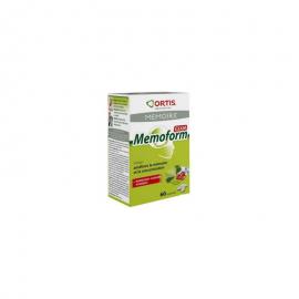 Ortis Exam Memoform Συμπλήρωμα Διατροφής για τη Μνήμη και τη Συγκέντρωση 60tabs