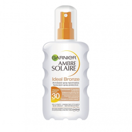 Garnier Ambre Solaire Spray Ideal Bronze SPF30 200ml