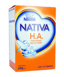 NATIVA HA L COMFORTIS (ΥΠΟΑΛΛΕΡΓΙΚΟ) 600GR
