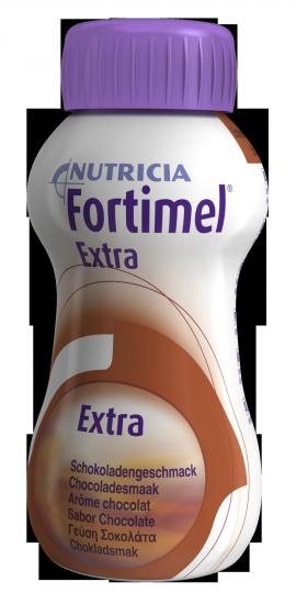 NUTRICIA FORTIMEL EXTRA ΣΟΚΟΛΑΤΑ 4 X 200ML