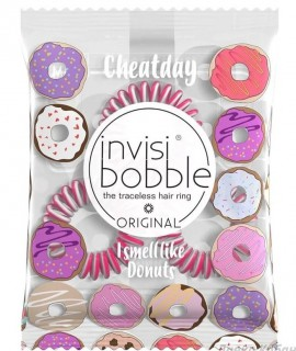 Invisibobble Cheat Day I Smell Like Donut Dream 3τμχ