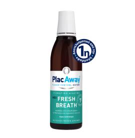 Plac Away Fresh Breath Στοματικό Διάλυμα με Γεύση Frozen Δυόσμου 250ml