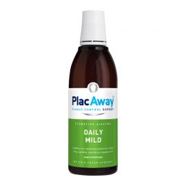 Plac Away στοματικό διάλυμα με ήπια γεύση Daily Mild, 500ml