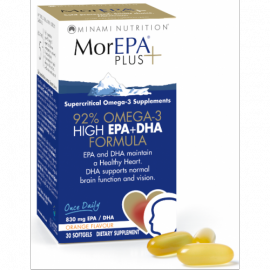 AM HEALTH MorEPA+ Plus 30caps