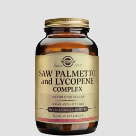 Solgar Saw Palmetto & Lycopene Complex veg. 50caps