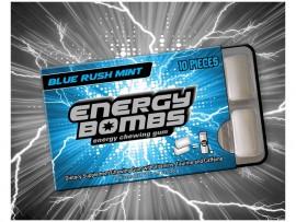 VICAN Energy Bombs Chewing Gum, Τσίχλες Ενέργειας με Γεύση Μέντας 10τμχ.