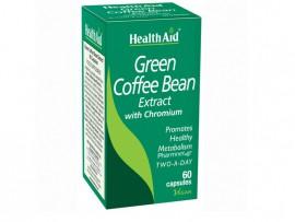 Health Aid Εκχύλισμα Πράσινου Καφέ 60Καψ