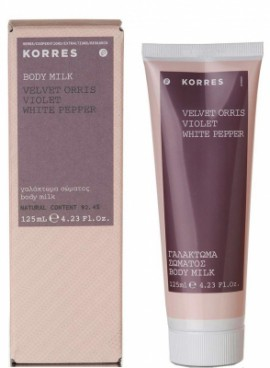 KORRES Velvet Orris Body Milk 125ml