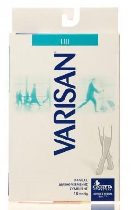 Varisan Lui 862 Nero No 1 graduated compression socks 18mmHg (38-40)