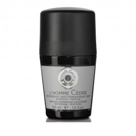 Roger & Gallet LHomme Cedre Deodorant Roll-On 50ml