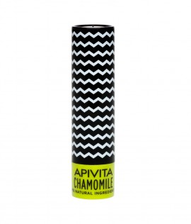 Apivita LipCare Chamomile 4.4gr