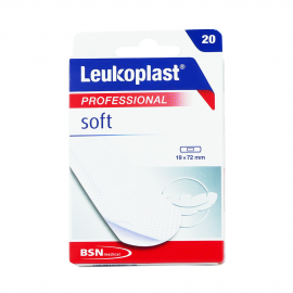 Leukoplast Professional Soft 19mm X 72mm 20τμχ
