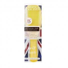 Tangle Teezer Detangling Hairbrush The Wet Detangler F&F Yellow Βούρτσα Μαλλιών 1τμχ