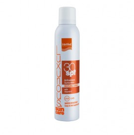 Intermed Luxurious Sun Care Invisible Spray Antioxidant Sunscreen SPF30 200ml