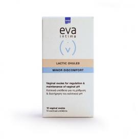 INTERMED EVA LACTIC OVULES 10VAG.SUPP