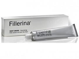 Fillerina Night Cream Nourishing Grade 1 Κρέμα Νύχτας για Βαθιές Ρυτίδες 50ml