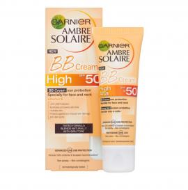 Garnier Ambre Solaire BB Cream Medium SPF50 50ml