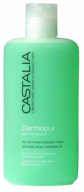CASTALIA Dermopur Gel Nettoyant 200ml