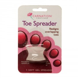 Vican Carnation Gel Toe Spreader 1τμχ
