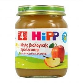 HIPP ΒΡΕΦΙΚΗ Φρουτόκρεμα με Μήλο 4m+ 125gr