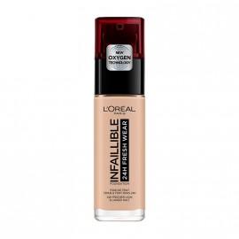 LOreal Paris Infaillible 24hr Freshwear Liquid Foundation 110 Rose Vanilla 30ml
