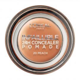 LOreal Paris Infaillible Concealer Pomade 20 Peach 15g