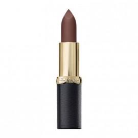 LOreal Paris Color Riche Matte Lipstick 654 Bronze Sautoir