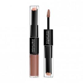 LOreal Paris Infaillible 24HR 2 Step Lipstick 114 Ever Nude
