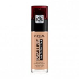 LOreal Paris Infaillible 24hr Freshwear Liquid Foundation 230 Radiant Honey 30ml