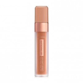 LOreal Paris Les Chocolates Ultra Matte Liquid Lipstick 860 Ginger Bomb 7.6ml
