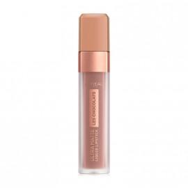 LOreal Paris Les Chocolates Ultra Matte Liquid Lipstick 848 Dose of Cocoa 7.6ml