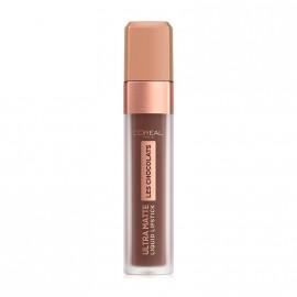 LOreal Paris Les Chocolates Ultra Matte Liquid Lipstick 856 70% Yum 7.6ml
