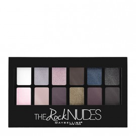 Maybelline The Rock Nudes Eyeshadow Palette 9.6g