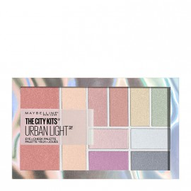 Maybelline The City Kits Eye + Cheek Palette 1 Urban Light 12g
