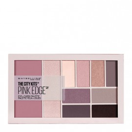 Maybelline The City Kits Eye + Cheek Palette 2 Pink Edge 12g