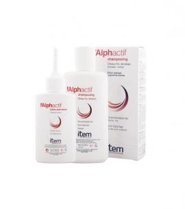 Inpa Set Alphactif Lotion για τον Περιορισμό & την Καταπολέμηση της Εποχιακής Τριχόπτωσης 100ml & Alphactif Shampoo για τον περιορισμό & την καταπολέμηση της Εποχιακής Τριχόπτωσης 200ml