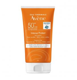 Avene Intense Protect SPF50+ Αντιηλιακό για Πρόσωπο & Σώμα Χωρίς Άρωμα για Ευαίσθητο Δέρμα 150ml
